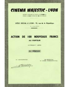 Cinema Majestic  - Lyon