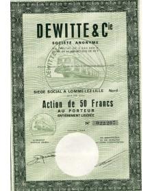 Dewitte & Cie