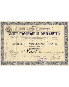 Sté Economique de Consommation