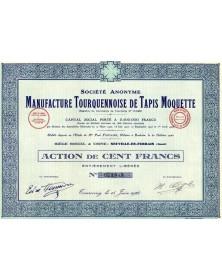 Manufacture Tourquennoise de Tapis Moquettes