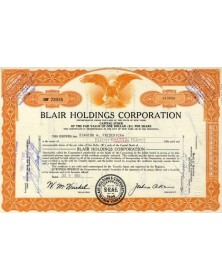 Blair Holdings Corp.