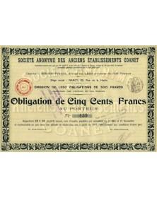 S.A. des Anciens Ets Coanet (Manufacture de Chapeaux de paille)
