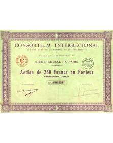 Consortium Interrégional