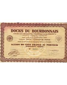 Docks Bourbonnais, Ets Piron
