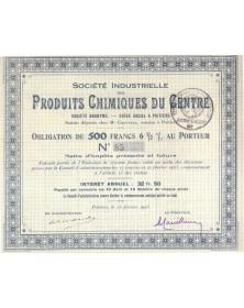 Sté Industrielle des Produits Chimiques du Centre