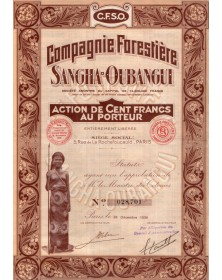 Cie Forestière Sahgha-Oubangui