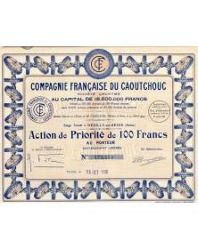 Compagnie Française du Caoutchouc