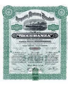 Compañia Mexicana Petrolera Seguranza