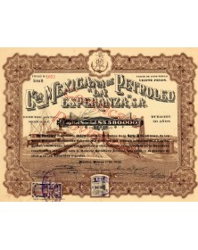 Cia Mexicana de Petroleo La Esperanza