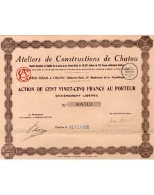 Ateliers de Constructions de Chatou