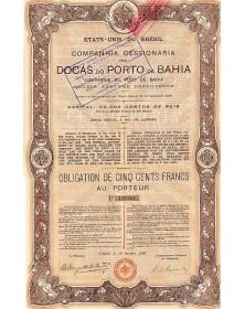 Cie du Port de Bahia