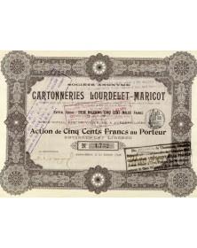 S.A. des Cartonneries Lourdelet-Maricot