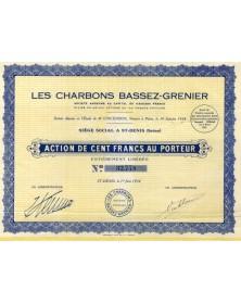 Les Charbons Bassez-Grenier