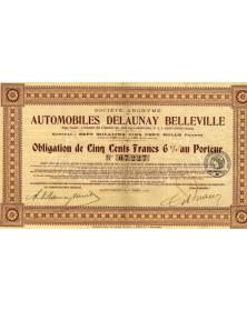 S.A. des Automobiles Delaunay Belleville