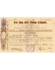 Iron King Gold Mining Co.