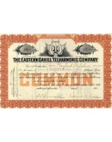 The Eastern Cahill Telharmonic Co.