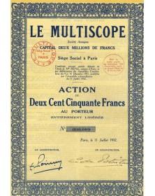 Le Multiscope