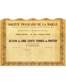 Sté Française de la Maille