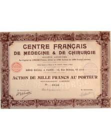Centre Français de Médecine & de Chirurgie