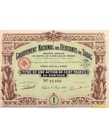 Groupement National des Débitants de Tabac
