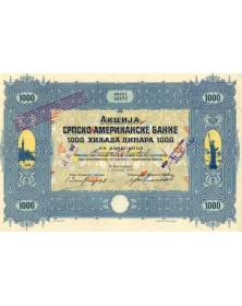Banque Serbo-Américaine