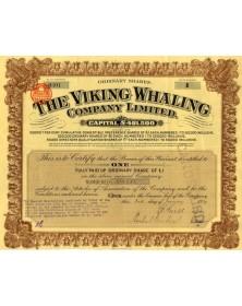 The Viking Whaling Co. Ltd.