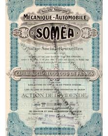 S.A. Mécanique Automobile SOMEA