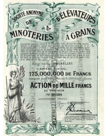 S.A. d'Elévateurs & de Minoteries à Grains