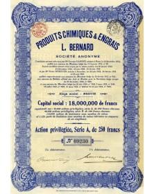 Produits Chimiques & Engrais L. BERNARD