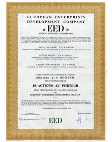 European Enterprises Development Company ''EED''