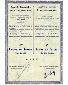 Sté de Culture Franco-Javanaise