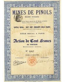 Mines de Pinols