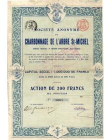 Charbonnage de L'Arbre St-Michel