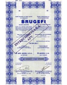 Sté Bruxelloise de Gestion Agricole et de Financement-BRUGEFI