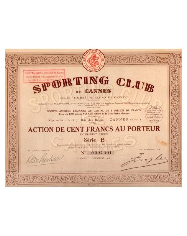 Sporting Club de Cannes