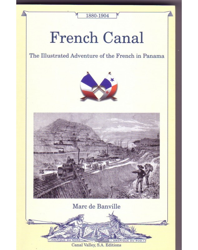 French Canal - Marc de Banville (Edition en anglais)