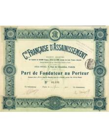 Cie Française d'Assainissement