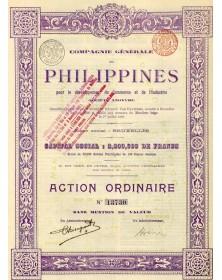 Cie Générale des Philippines