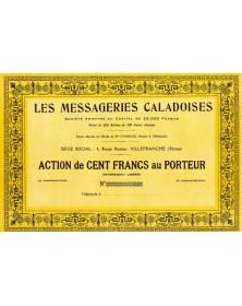 Les Messageries Caladoises