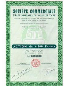 Sté Commerciale d'Eaux Minérales du Bassin de Vichy