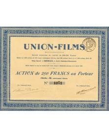 S.A. Union - Films