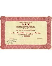 Théatre Cinématographique REX