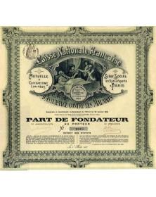 Caisse Nationale Française