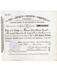 The Jamaica Trading Company