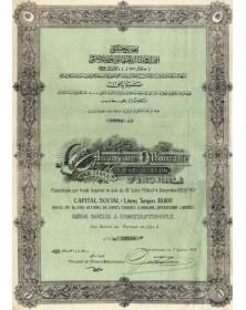 S.A. Ottomane d'Exploitation des Terrains d'Indjirli