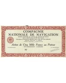 Cie Nationale de Navigation