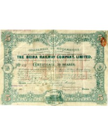 The Beira Railway Co. Ltd