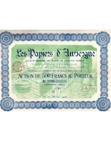 Les Papiers d'Auvergne S.A.