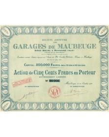 S.A. des Garages de Maubeuge