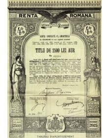 Renta Romana 4%